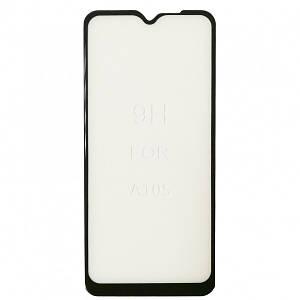 Стекло 5D Strong for Samsung A107 (A10S) black
