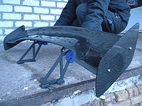 Спойлер спортивній карбоновый  №Т005-1
