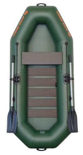 Kolibri К-230 rug - лодка надувная ПВХ для рыбалки Колибри 230 с ковриком