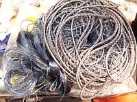 Рыболовная сеть Финская АНТІ ячейки 13,15,18 длинна 30 метров, отличное качество,для промышленного лова