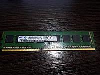 Оперативная память 4GB Samsung DDR3 1600MHz PC3-12800U (Intel/AMD)
