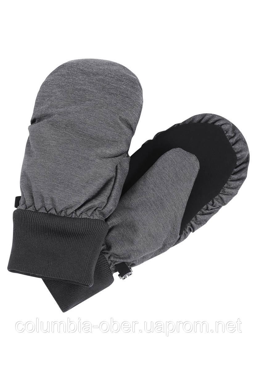 Зимние варежки для мальчика Reima Kervo 537018-9510. Размеры 4 - 8.