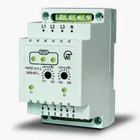 Реле напряжения, перекоса и последовательности фаз РНПП-311-2 Новатек Электро
