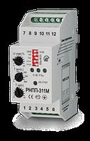 Трехфазное реле напряжения и контроля фаз РНПП-311M Новатек Электро