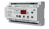 Цифровое температурное реле ТР-101 Новатек Электро
