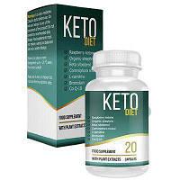 Keto Diet (Кето Диет) - капсулы для похудения, фото 1