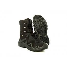 Ботинки LOWA GSG REVO GTX HI чёрные
