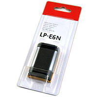 Аккумулятор LP-E6N для фотоаппаратов CANON 80D, 6D Mark II, 7D Mark II, 5D Mark IV, 70D, 60D, 7D, 6D