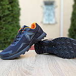 Чоловічі кросівки Reebok Workout 2.0 (чорно-помаранчеві), фото 9