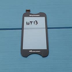 Сенсорный экран для Sony Ericsson WT13 Black