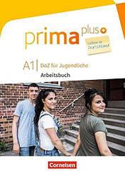 Prima plus A1 Leben in Deutschland Arbeitsbuch mit Audios online