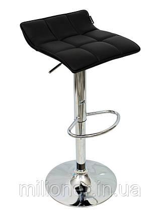 Барный стул хокер Bonro 516 черный, фото 2