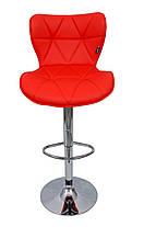 Барный стул хокер Bonro 509 Red, фото 2