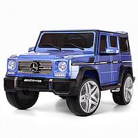Детский электромобиль  джип Mercedes G65 VIP 3567EBLRS-4,автопокраска, мягкие EVA колеса