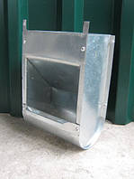 Бункерная кормушка для кроликов БК2