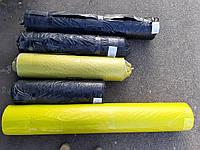 Пленка для мульчирования черная 1м*30мкн*1000 метров рулон