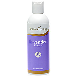 Лавандовый шампунь Lavender Volume Shampoo Young Living 236мл
