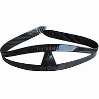 Ремешок для маски стандартный AquaLung; черный (5 шт)