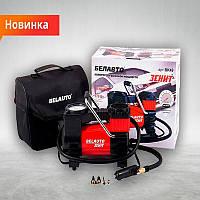 Автокомпрессор для шин 10 атм 40 л/мин Белавто Зенит однопоршневой R13-R16 (BK49)