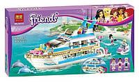 Конструктор Bela Friends 10172 Круизный лайнер, 618 дет, копия Lego Friends, фото 1