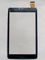 Тачскрин / Сенсор XC-GG0700-283-A1 2.5D Стекло Blue Упаковка наша