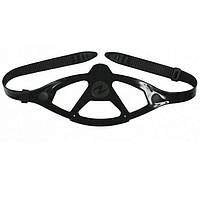 Ремешок для маски широкий AquaLung; черный (5 шт)