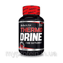 BioTech Жиросжигатель Thermo Drine (60 caps)