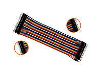 Набор проводов для Arduino соединительных 120 шт (20 см.), фото 3