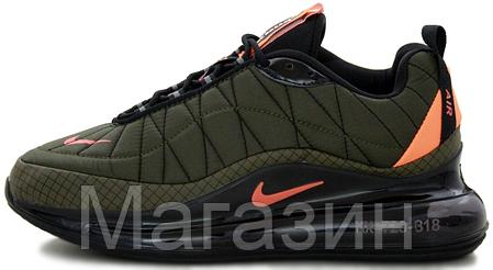 Мужские кроссовки Nike Air MX 720-818 Cargo Khaki Найк Аир Макс 720-817 хаки, фото 2