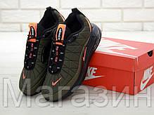 Мужские кроссовки Nike Air MX 720-818 Cargo Khaki Найк Аир Макс 720-817 хаки, фото 3