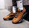 Мужские кроссовки Nike Air Max MX 720-818 Metallic Copper Найк Аир Макс 720-817 коричневые, фото 3