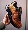 Мужские кроссовки Nike Air Max MX 720-818 Metallic Copper Найк Аир Макс 720-817 коричневые, фото 6