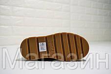 Женские кроссовки-ботинки Puma x Fenty Scuba Boot Rihanna Olive высокие Пума Фенти замшевые, фото 3