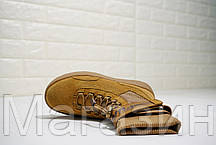 Женские кроссовки-ботинки Puma x Fenty Scuba Boot Rihanna Brush высокие Пума Фенти рыжие, фото 2
