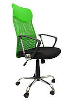Кресло Bonro Manager зеленое, фото 3