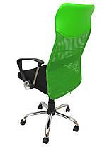 Кресло Bonro Manager зеленое, фото 2