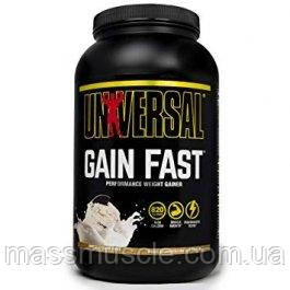 Гейнер Universal Nutrition Gain Fast 3100 1.1кг