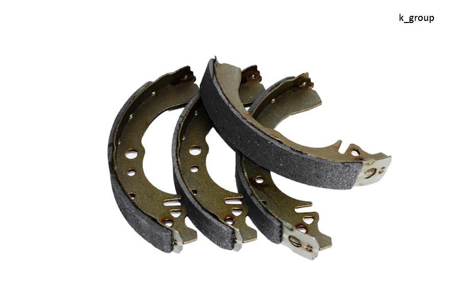 Колодки гальмівні задні Geely CK (Джилі СК | СК2) з ABS