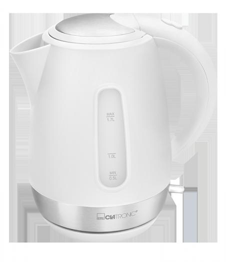 Чайник Clatronic WK 3691 белый