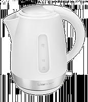 Чайник Clatronic WK 3691 белый , фото 1