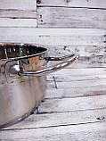 Кастрюля Giakoma 20 см 3.5L G-2810-20, фото 3