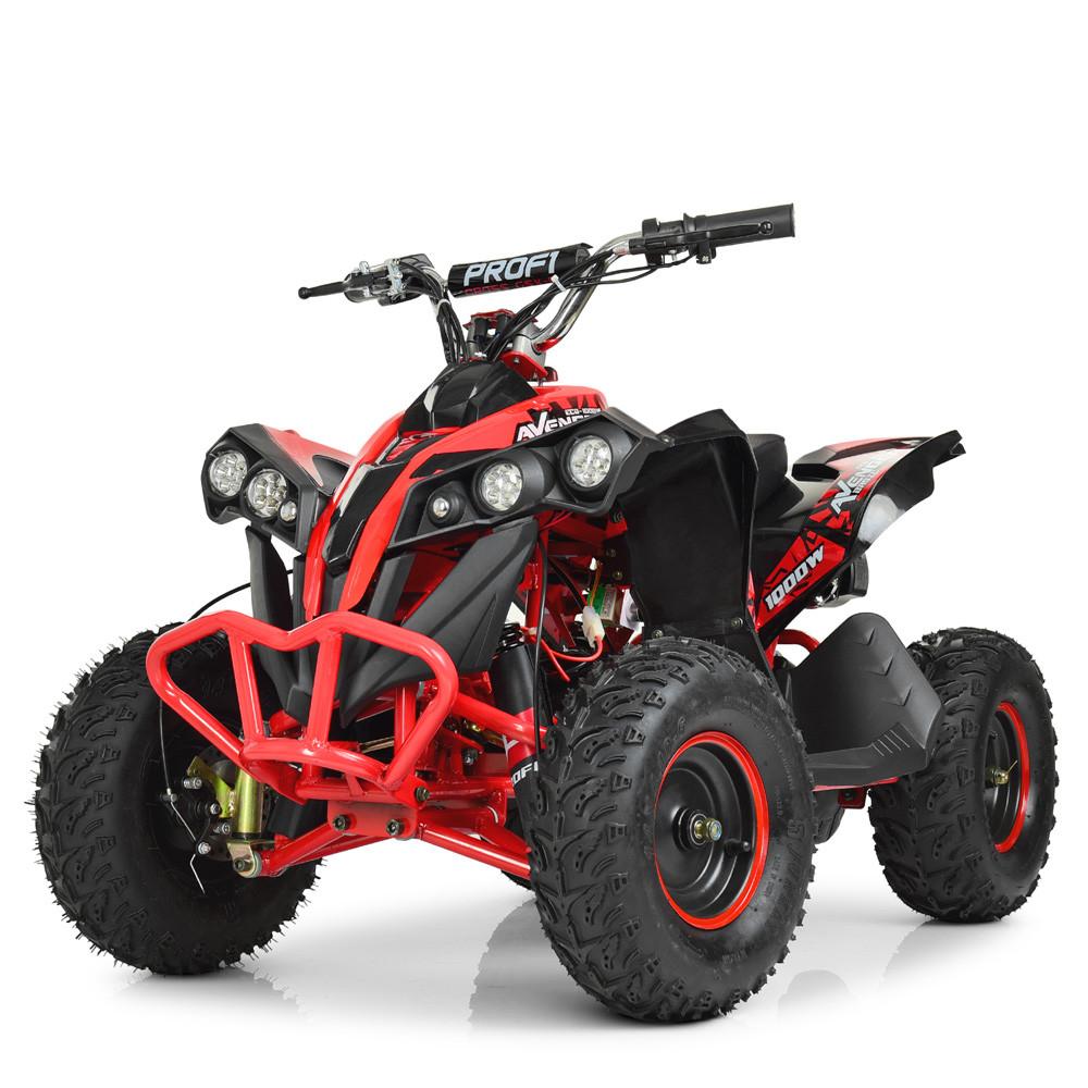 Квадроцикл HB-EATV1000Q-3ST V2 красный BAMBI