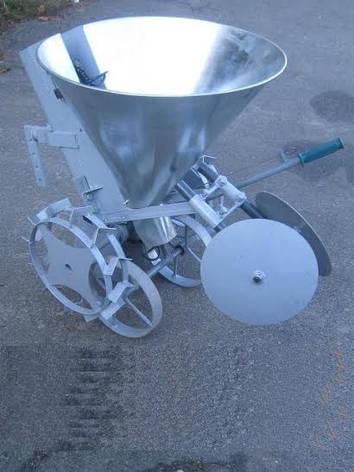 Картофелесажалка ТМ Ярило (цепная, 30л., с транспорт. колесами), фото 2