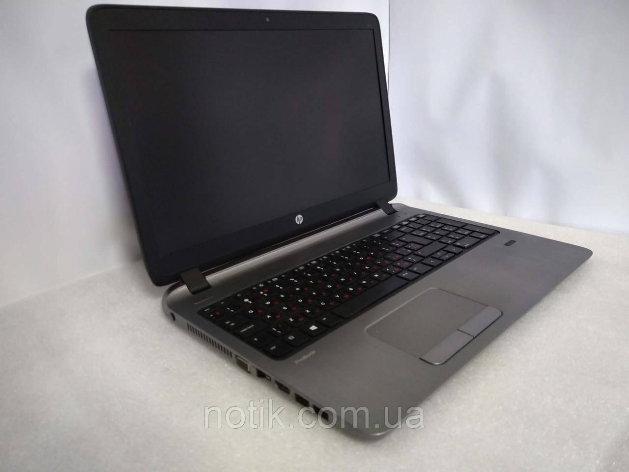 """Ноутбук HP 450 G2 i5-5200U/4Gb/320Gb/15.6"""""""