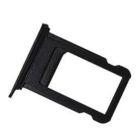 Сим-карт Холдер (sim card holder ) для iPhone 7 (Черный)