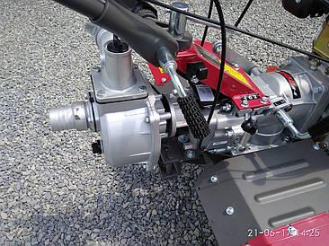 Помпа для воды к мотоблоку WEIMA 1100-6 (диам. патр. 50 мм, алюминий)
