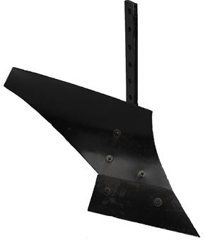 Плуг правый (универсальный) ТМ АРА для мотоблока
