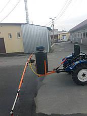 Опрыскиватель для мототрактора Шип 120 л, фото 2