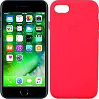Чехлы U-Like Чехол силиконовый для iPhone 7/8 Ярко розовый (20438)