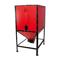 Бункер для твердотопливного котла Thermo Alliance Vulcan SF 35-40 0,6 куб м 16541B06